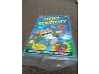 Itchy and Scratchy 1st Issue Comic