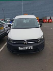 VW Caddy Maxi C20 Startline (2016/66)