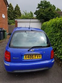 Very good small runner 2 front new tyres Mot till april 2019 very well kept all working good perfec