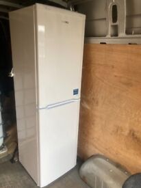 Beko CF5834APW Frost Free Freestanding fridge freezer in very good working condition like new