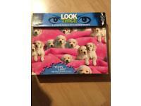 Puppy love 1000 piece jigsaw puzzle