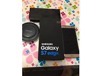 Samsung galaxy s7 edge gold sim free