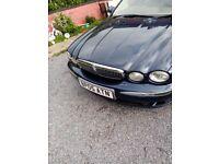 Jaguar, X-TYPE, Saloon, 2005, Manual, 2198 (cc), 4 doors