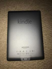 Kindle (not touchscreen)