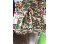 SOLD !! Men's army trousers design