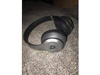 Solo 2 Wireless Beats Headphones Space Grey