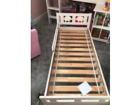 Toddler bed nearly new