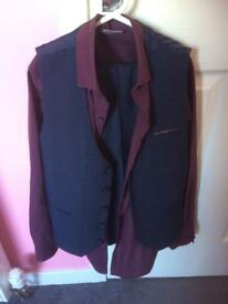Boys age 12 suit from NEXT, ideal for prom