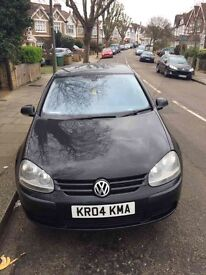 Golf MK5 1.6 FSI 2004 6 speed very good condition