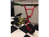 Rasta rocket bike
