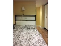 STUDENT Studio Flat/Apartment (20sqm), double bed, en suite, kitchen, study area. £600 per month.