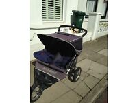 Out n About double running buggy
