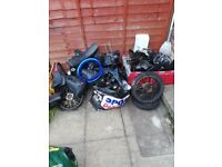 pit bike parts for sale