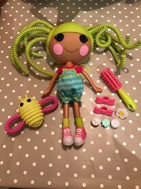 Lalaloopsy Doll and accessories