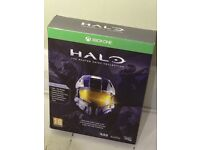 HALO MASTER CHIEF COLLECTION LIMITED EDITION NEW & SEALED / PAY PAL / FREE POSTAGE.
