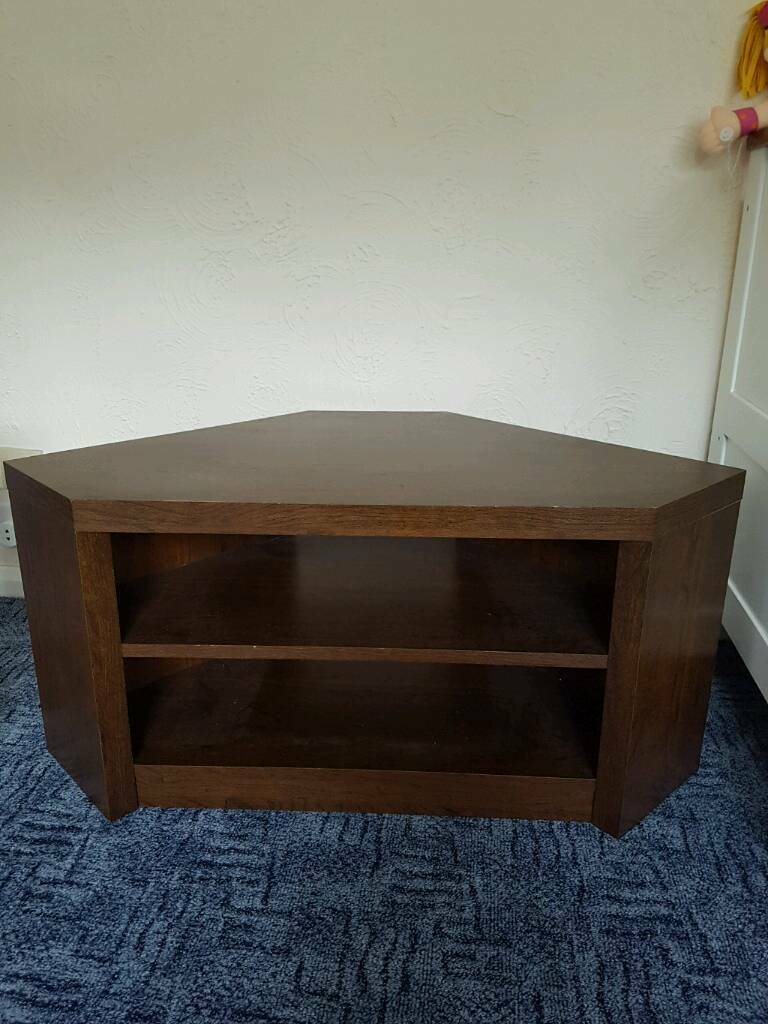Tv stand brown