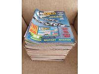 Airforces Monthly - April 1988 to June 1995 - Huge Collection