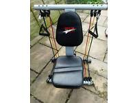 Delta Pulley Exercise Machine