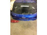 Audi q3 boot lid