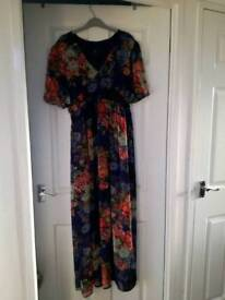 Size 14 Maternity dress