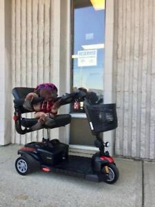 Mobility Scooter, Wheelchair & Knee Walker Rentals