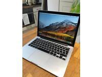 MacBook Pro Retina 13'' 2.7 GHz i5, 8GB RAM, 128GB SSD,2015,MS Office 2016