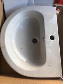Wall sink