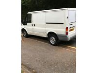 FORD transit 2.3 petrol very reliable