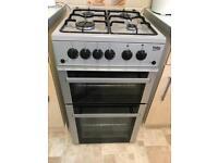 Beko 50cm gas cooker BDVG5925