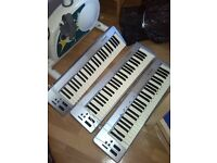 Electric keyboards