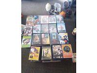 Selling 196 original dvds