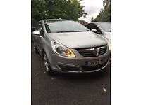 Vauxhall Corsa for sale due to relocation