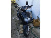 TGB 101r scooter