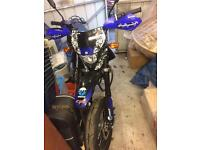 SP MOTO ROAD LEGAL PITBIKE