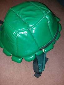 As new, large Turtle back pack