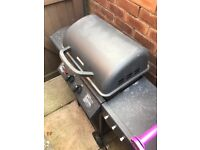 ** Sold** Gas BBQ