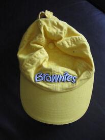 GENUINE BROWNIE CAP - Great Condition - BARGAIN PRICE - adjustable size