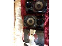 Panasonic hifi SC-AKX16 Radio, CD, USB