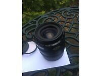 CANON 28mm-70mm LENS