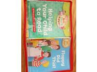 First reader read with biff, chip and kipper collection