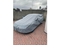 mitsubishi evo storm force out door car cover