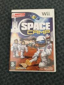Space camp Nintendo wii game