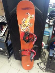 Burton Chopper Snowboard. we sell used snowboards