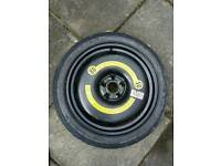 Space saver spare wheel free