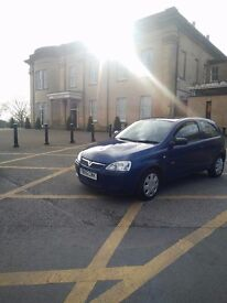 Vauxhall corsa 1.0 litre best for first pass driver cheap on insurance and tax