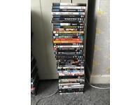 Dvd Bundle over 80 Dvds