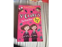 St Clare's the first year book