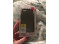 iPhone 6s protective case and tempered glass front