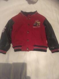 Boys Jacket Age 2-3 Years
