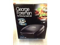 George Foreman 4 Portion Family Grill